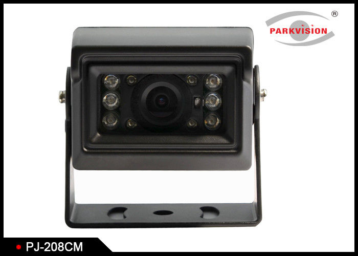 High Resolution Bus Rear View Camera CMOS PC7070 550TVL With Low Consumption